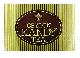 Mlesna Ceylon Kandy Tea, 100 Count Tea Bags