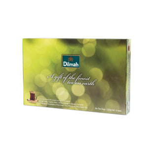 Dilmah Finest Tea Gift Pack, 80 Count Tea Bags