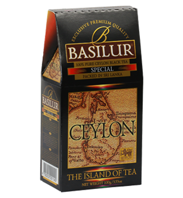 Basilur The Island of Tea Special, Loose Tea 100g