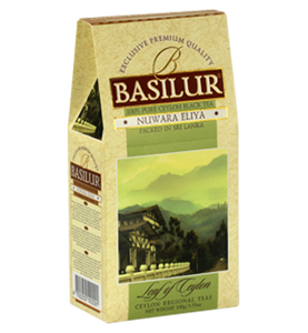 Basilur Leaf of Ceylon Nuwara Eliya Tea, Loose Tea 100g