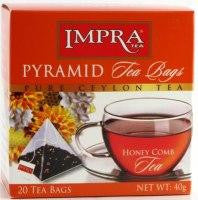 Impra Honey Comb Tea, 20 Count Tea Bags