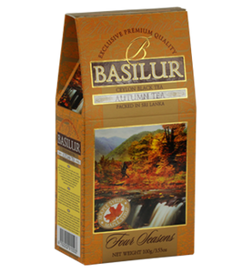 Basilur Four Seasons Autumn Tea, Loose Tea 100g
