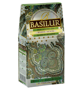 Basilur Oriental White Moon Tea, Loose Tea 100g