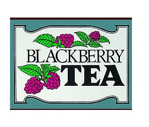 Mlesna Blackberry Flavoured Ceylon Tea, 20 Count Tea Bags