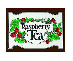 Mlesna Raspberry Flavoured Ceylon Tea, 20 Count Tea Bags