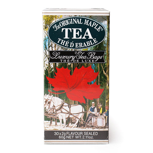 Mlesna Maple Flavoured Ceylon Tea, 30 Count Tea Bags