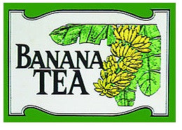 Mlesna Banana Flavoured Ceylon Tea, 20 Count Tea Bags