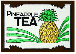 Mlesna Pineapple Flavoured Ceylon Tea, 20 Count Tea Bags