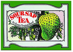 Mlesna Soursap Flavoured Ceylon Tea, 20 Count Tea Bags