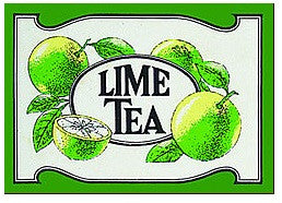 Mlesna Lime Flavoured Ceylon Tea, 20 Count Tea Bags