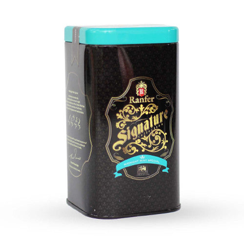 Ranfer Signature Midnight Mint Special Tea Tin Caddies