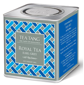 Tea Tang Royal Earl Grey, Loose Tea 100g
