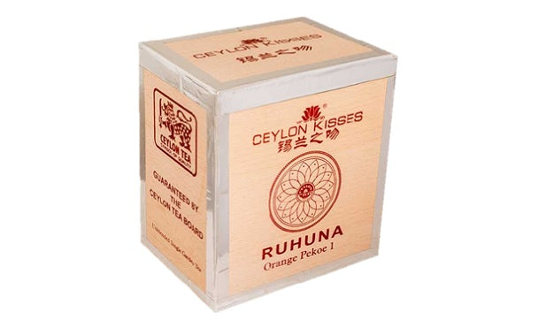 Ceylon Kisses Ruhuna Tea, Loose Tea 100g