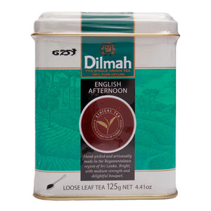 Dilmah English Afternoon Tea, Loose Tea 125g