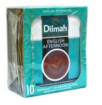 Dilmah English Afternoon Tea, 10 Count Tea Bags