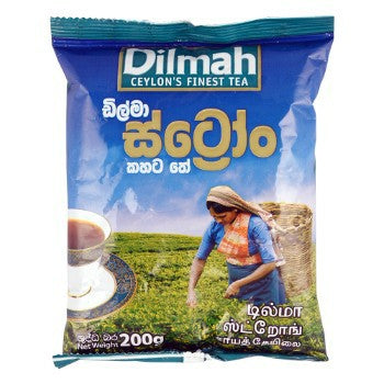 Dilmah Strong Ceylon Tea, Loose Tea 200g