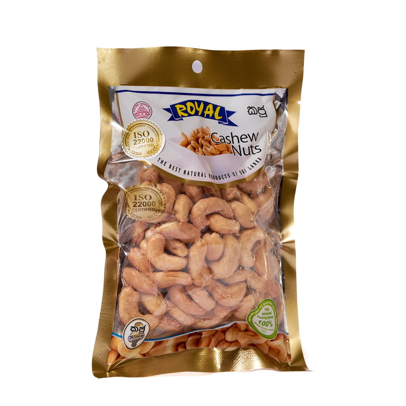 Royal Salted Cashew Nuts 200g