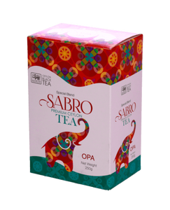 Sabro OPA Pure Ceylon Black Tea, Loose Tea 100g