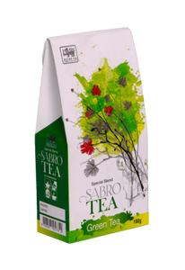 Sabro Green Tea, Loose Tea 100g