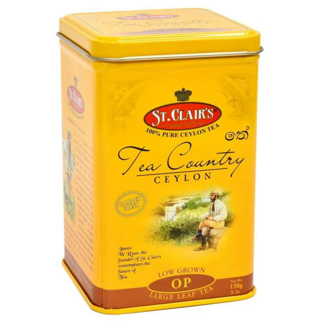 St Clair's Orange Pekoe, Loose Tea 150g