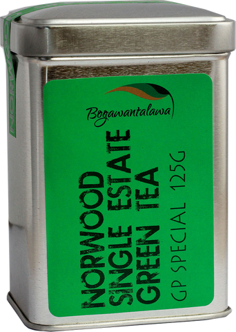 Bogawantalawa Norwood Single Estate Green Tea, Loose Tea 125g