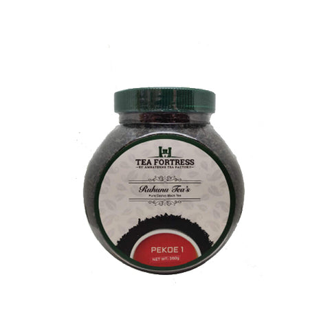 Tea Fortress Ruhunu Pekoe 1 Tea, Loose Tea 350g