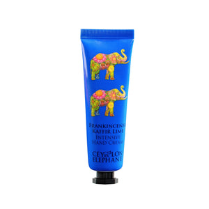 Spa Ceylon Elephant Frankincense Kaffir Lime Intensive Hand Cream 30g