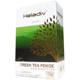 Heladiv Green Tea Pekoe Loose, 100g