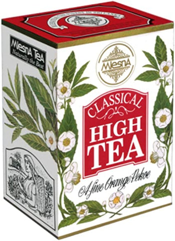 Mlesna Classical High Tea OP Ceylon Tea, Loose Tea 200g
