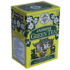 Mlesna Jasmine Green Tea, Loose Tea 200g