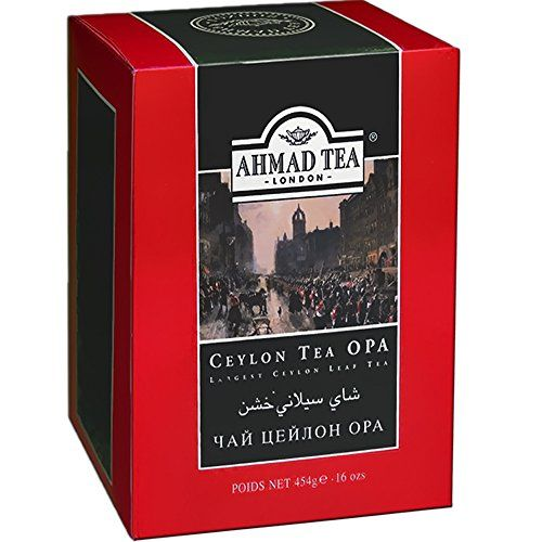 Ahmad Ceylon Tea OPA, Loose Tea 454g