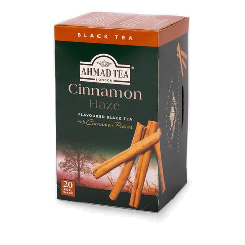 Ahmad Cinnamon Haze Tea, 20 Count Tea Bags