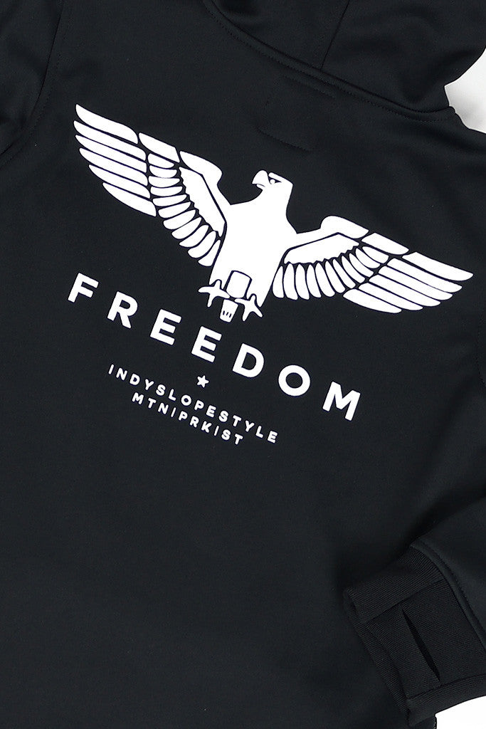 Indyslopestyle Boys Freedom Tech Snowboard Hoodie