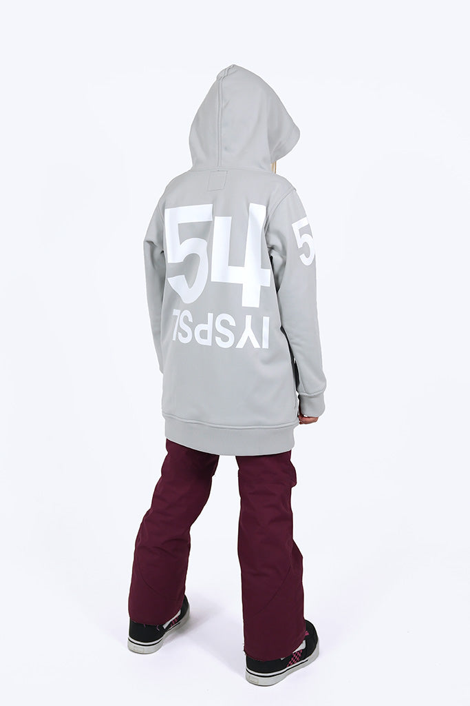 Indyslopestyle Girls 54 Tech Snowboard Hoodie