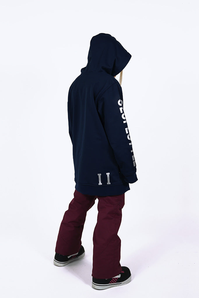 Indyslopestyle Girls Coco Midnight Tech Snowboard Hoodie Side 1