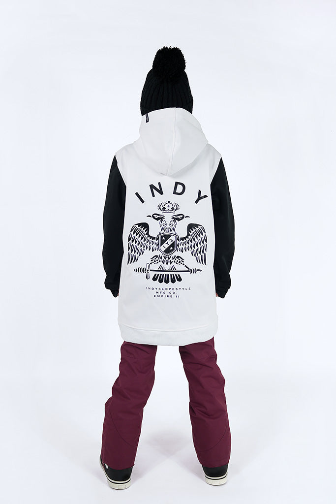 Indyslopestyle Girls Empire II Tech Snowboard Hoodie