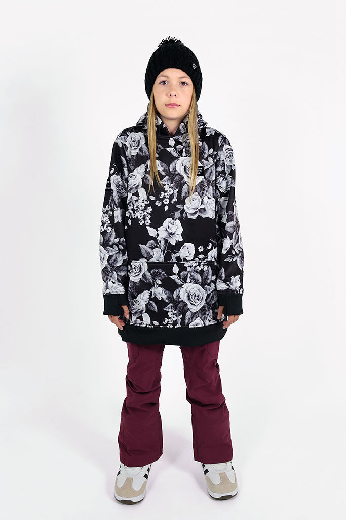 Girls Juliet 8K Tech Snowboard Hoodie 1