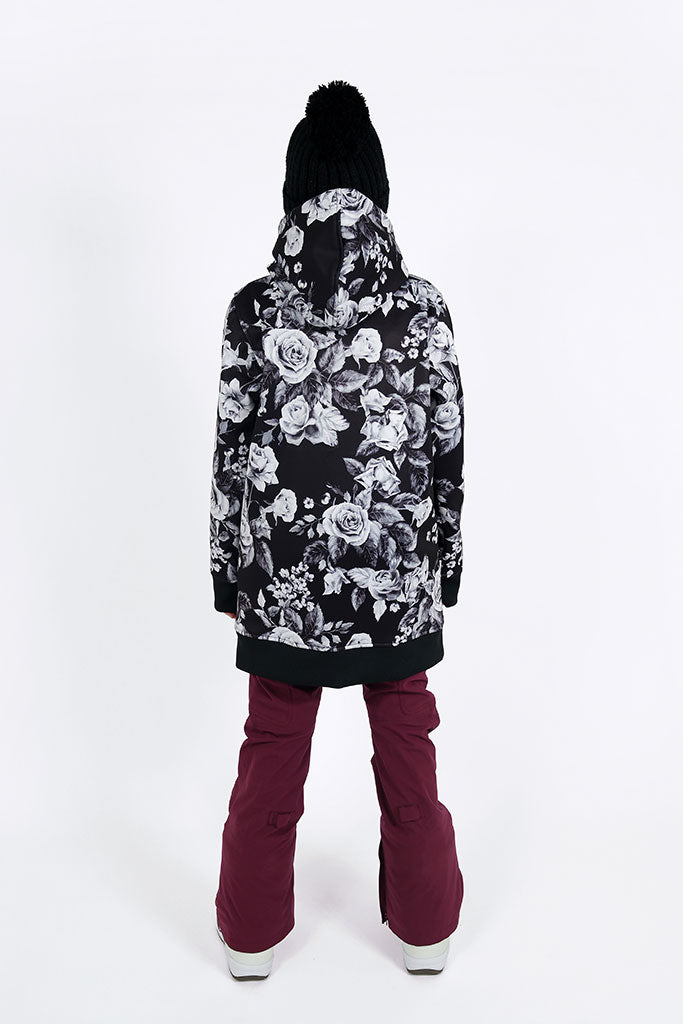 Girls Juliet 8K Tech Snowboard Hoodie 3