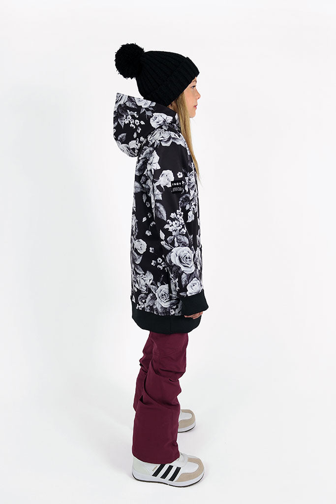 Girls Juliet 8K Tech Snowboard Hoodie 4