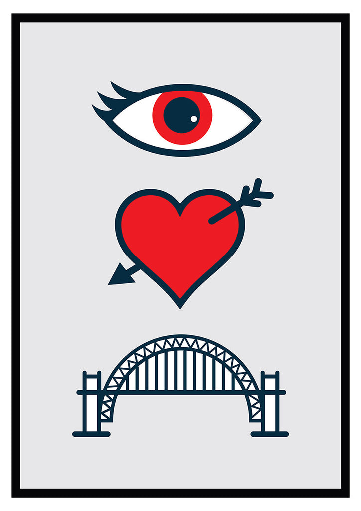 Eye Heart Newcastle