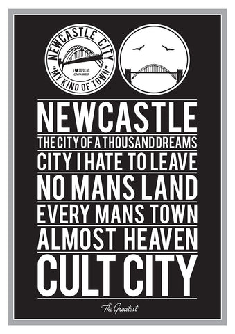 Newcastle - Cult City
