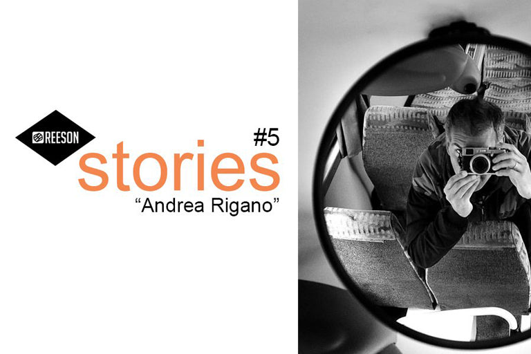 ANDREA RIGANO - REESON STORIES #5
