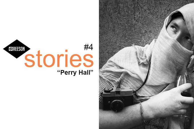 REESON STORIES #4 - PERRY HALL