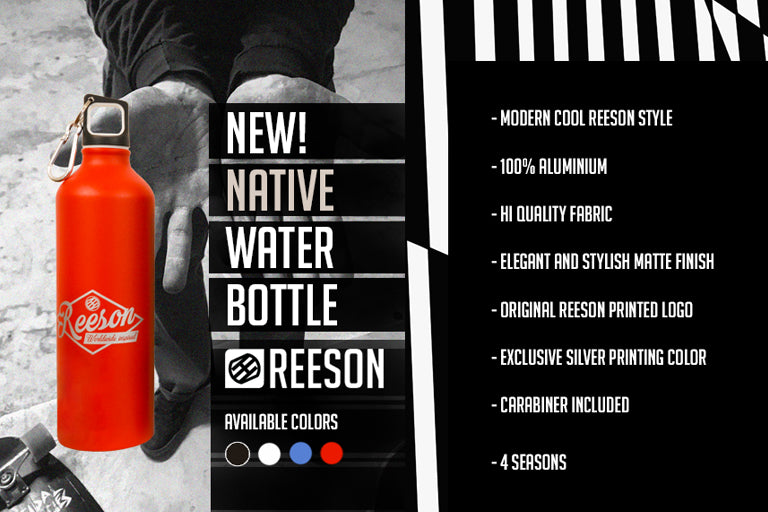 "NEW! Reeson ""Native"" Water Bottle"