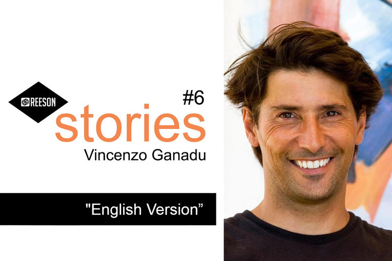 Vincenzo Ganadu Surf Art Interview (English Version)