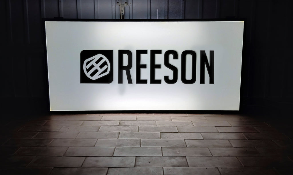 reeson the light is on brand