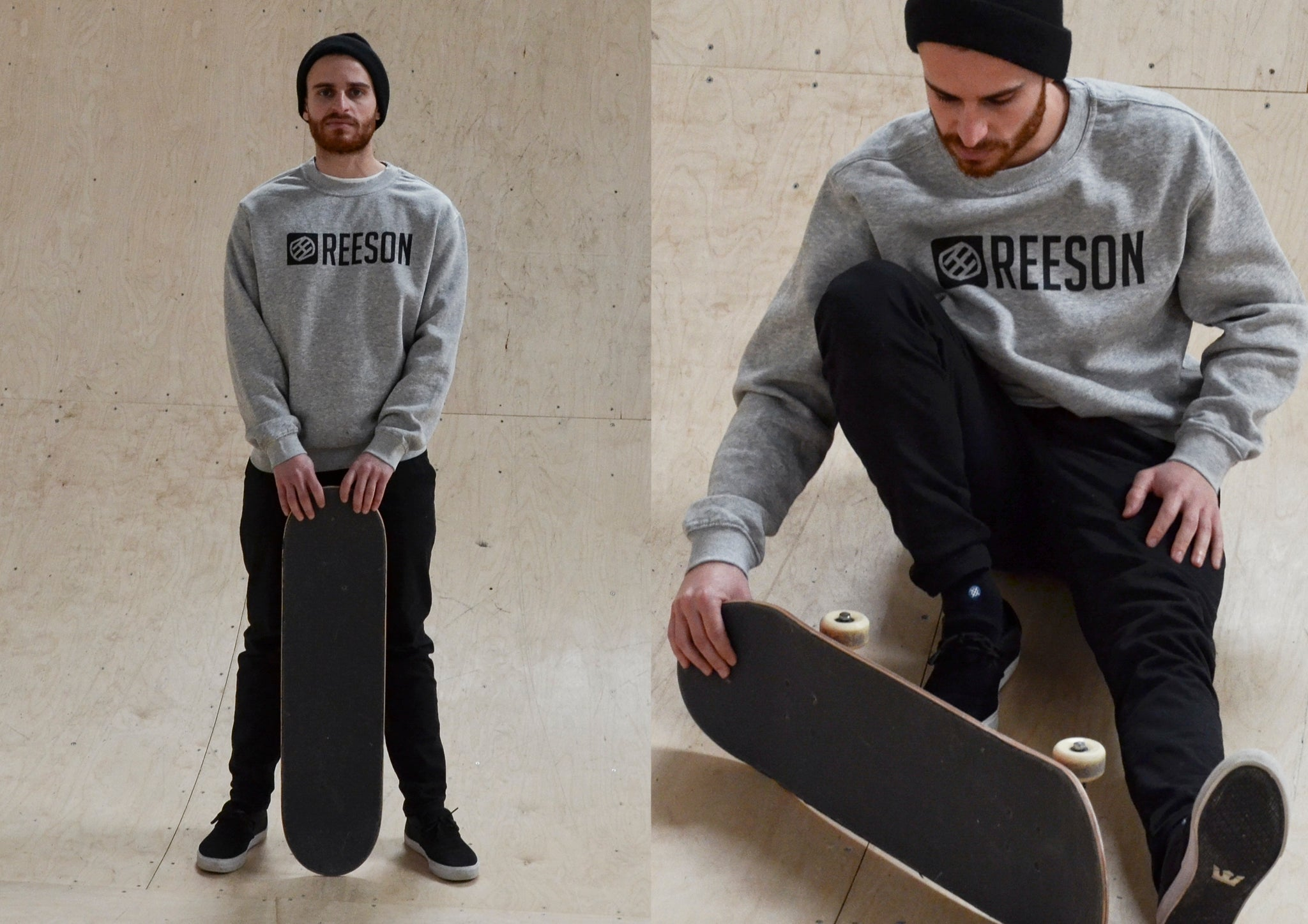 reeson skateboarding surfing lifestyle brand