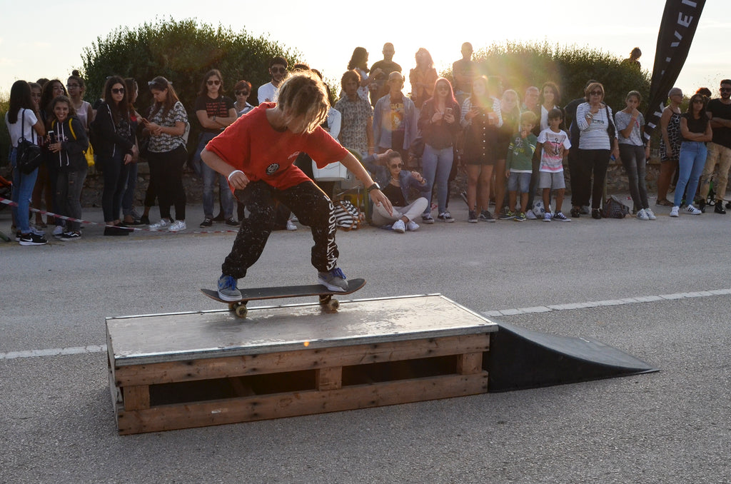 skate contest reeson