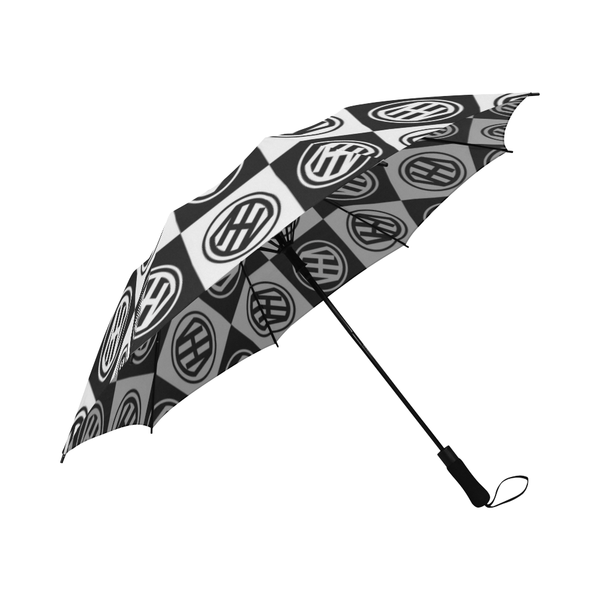 stretwear fashion reeson allover printed umbrella