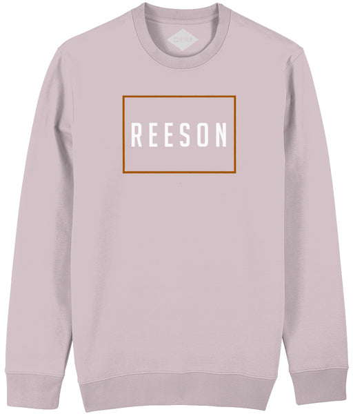 soft rose sweatshirt style from reeson